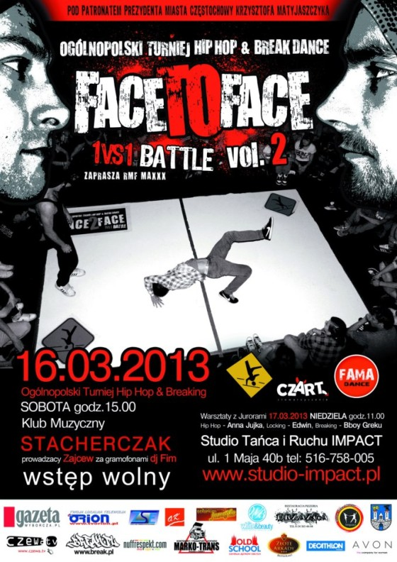 face_to_face_plakat